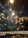 totnes late night shopping christmas market